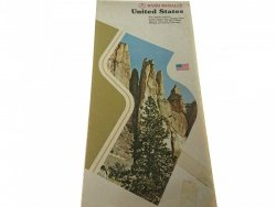 UNITED STATES - Rand McNally (1979)