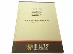 RAMZES-ADMINISTRATOR. PODRĘCZNIK UŻYTKOWNIKA 2007