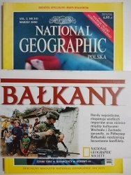 NATIONAL GEOGRAPHIC POLSKA   3-2000