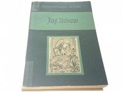 JÓZEF BALSAMO TOM III - Aleksander Dumas 1957