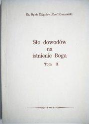 STO DOWODÓW NA ISTNIENIE BOGÓW TOM II - Kraszewski
