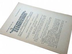 RADIOWY KURS NAUKI JĘZYKA ANGIELSKIEGO 27 1961/62