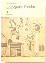 EGIPCJANIN SINUHE TOM I - Mika Waltari 1987