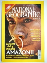 NATIONAL GEOGRAPHIC POLSKA 08-2003