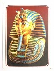 EGYPT. THE GOLDEN MASK OF TUTANKHAMOUN
