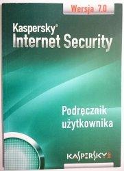 KASPERSKY INTERNET SECURITY PODRĘCZNIK UŻYTKOWANIA WERSJA 7.0