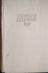 SŁÓWKA - Tadeusz Żeleński Boy 1956