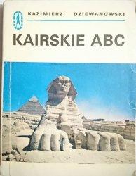 KAIRSKIE ABC - Kazimierz Dziewanowski 1974