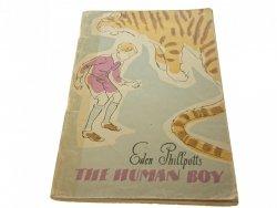 THE HUMAN BOY - Eden Phillpotts (1964)
