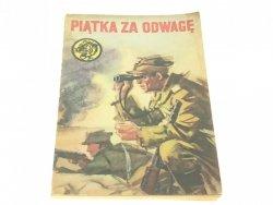 ŻÓŁTY TYGRYS: PIĄTKA ZA ODWAGĘ - Jagielski (1975)
