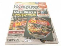 KOMPUTER ŚWIAT 3-2016 LUTY 2016 Z PŁYTĄ DVD