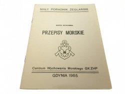 PRZEPISY MORSKIE - Marek Berkowski (1985)