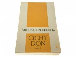 CICHY DON TOM II - Michał Szołochow