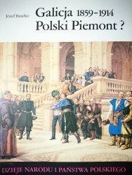 DNiPP: GALICJA 1859-1914 POLSKI PIEMONT? Buszko