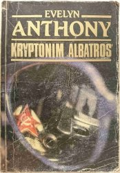 KRYPTONIM ALBATROS - Evelyn Anthony 1991