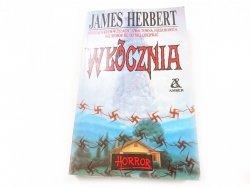 WŁÓCZNIA - James Herbert 1992