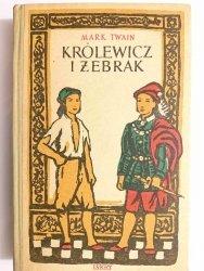 KRÓLEWICZ I ŻEBRAK - Mark Twain 1956