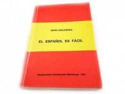 EL ESPAŃOL ES FACIL - Nora Orłowska 1993
