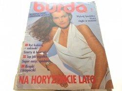 BURDA 5 MAJ 1991