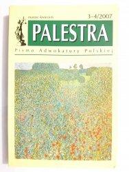 PALESTRA NR 3-4/2007 MARZEC-KWIECIEŃ 2007