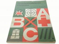 PRZYSPOSOBIENIE OBRONNE III ROK NAUCZANIA 1988