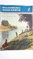 WIADOMOŚCI WĘDKARSKIE PAŹDZIERNIK 1972 (280)
