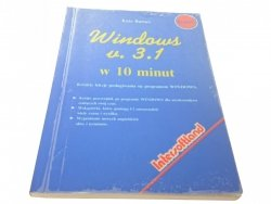 WINDOWS V. 3.1 W 10 MINUT - Kate Barnes (1992)