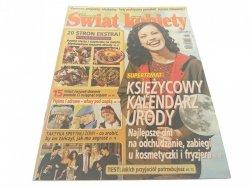 ŚWIAT KOBIETY NR 24 28 LISTOPADA 2000