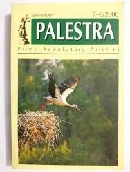 PALESTRA NR 7-8/2006 LIPIEC-SIERPIEŃ 2006