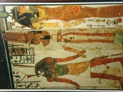 EGYPT. VALLEY OF THE QUEENS. TOMB OF NEFERTARI #04