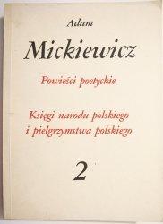 POWIEŚCI POETYCKIE - Adam Mickiewicz 1982