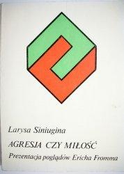 AGRESJA CZY MIŁOŚĆ - Larysa Siniugina 1981