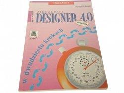 MICROGRAFX. DESIGNER 4.0 - Daniel Sillescu (1994)