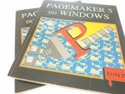 PAGEMAKER 5 DO WINDOWS TOM I i II 1993