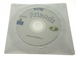NEW FRIENDS - Andrea McMahon (2007) PŁYTA CD