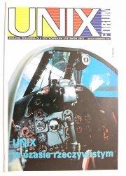 UNIX FORUM NR 5 (6) 19 SIERPNIA 1993