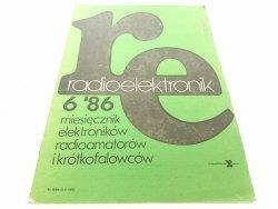 RADIOELEKTRONIK 6'86