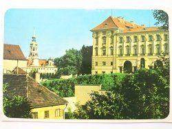 EARLY BAROQUE ĆERNIN PALACE, WITH THE LORETTO PILIGIMAGE SITE