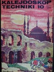 KALEJDOSKOP TECHNIKI NR 10 (377) 1988