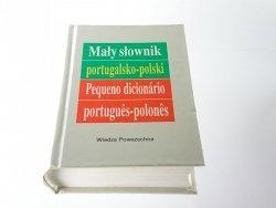 MAŁY SŁOWNIK PORTUGALSKO-POLSKI - Sachsowie 1996