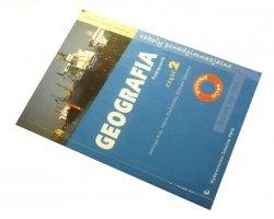 GEOGRAFIA CZĘŚĆ 2 PODRĘCZNIK - Jadwiga Kop 2004