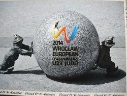 2014 WROCŁAW EUROPEAN CHAMPIONSHIPS U23 JUDO #1