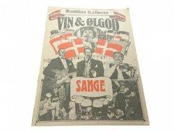 VIN AND OLGOD. SANGE