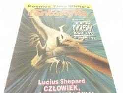NOWA FANTASTYKA NUMER 11 (110) LISTOPAD 1991