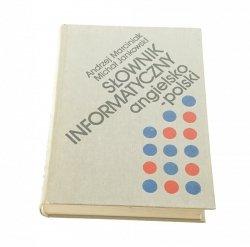 SŁOWNIK INFORMATYCZNY ANGIELSKO-POLSKI (1991)