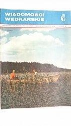 WIADOMOŚCI WĘDKARSKIE SIERPIEŃ 1972 (278)