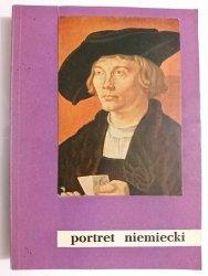 PORTRET NIEMIECKI 1500-1800 WYSTAWA KATALOG 1961