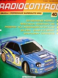 RADIOCONTROL. ZBUDUJ I POPROWADŹ SUPERAUTO WRC 40