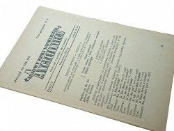 RADIOWY KURS NAUKI JĘZYKA ANGIELSKIEGO 8 1961/62