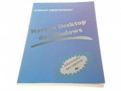 NORTON DESKTOP DO WINDOWS - Grochowski 1991